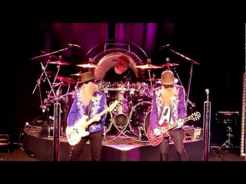 ZZ Top - La Grange inc Sloppy Drunk jam