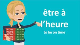 Learn French words and verbs #27