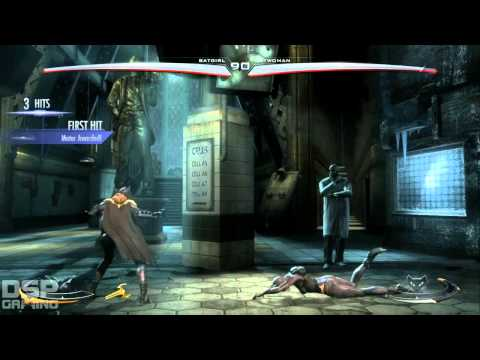Injustice: Batgirl DLC Arcade Ladder pt2