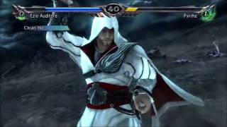 Soul Calibur — A History of Guest Characters Video