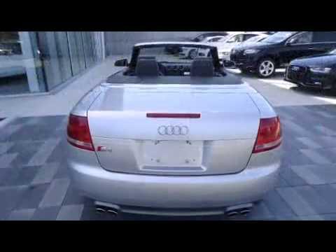 2008 Audi S4 Cabriolet Auto in Shrewsbury, MA 01545