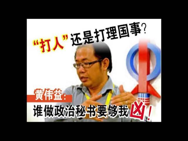 DAP不需要独裁的林冠英