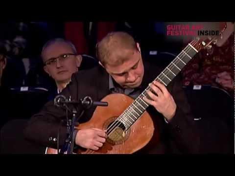 Ognjen Grcak - Emilio Pujol - 3 Morceaux Espagnol