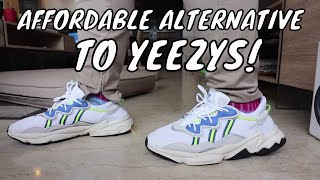 AFFORDABLE ALTERNATIVE TO YEEZYS: THE ADIDAS OZWEEGO (ON-FEET REVIEW)