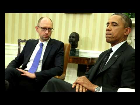 Yatsenyuk Resigns - Webster Tarpley