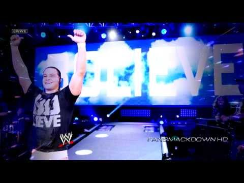 2014: Bo Dallas 3rd & New Wwe Theme Song - shoot For The Stars + Download Link video