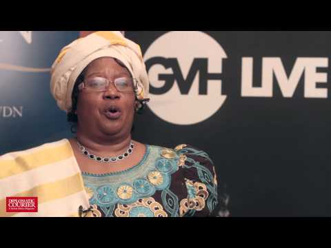 2015 Global Women Summit - Interview with President Joyce Banda
