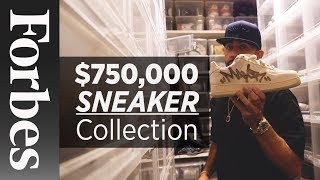 The $750,000 Sneaker Collection