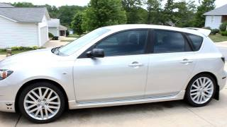 2008 Mazdaspeed 3 Sport Walk Around