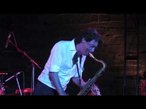 Yuri Honing Acoustic Quartet @ RIFF festival, Jodhpur 2014 with Sumitra