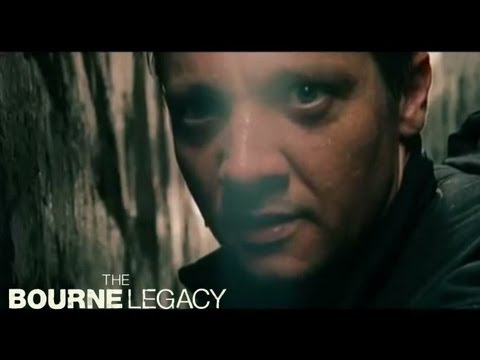 Bourne Legacy Trailer Italiano