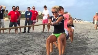 download lagu Moms Vs Groms Tug Of War Delray Beach Surf gratis