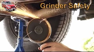 Grinder Kick back - Punto How To