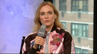 """Diane Kruger and Director Alice Winocour On """"Disorder"""" 