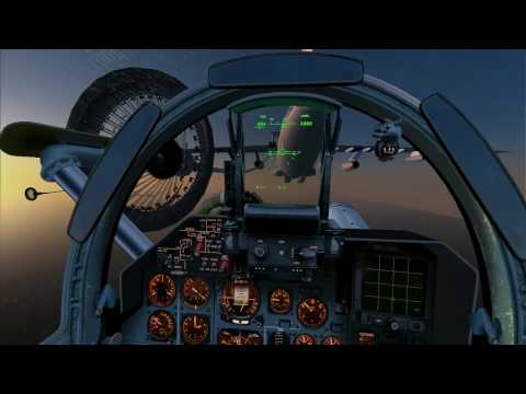 SU-33  sur Lock-On