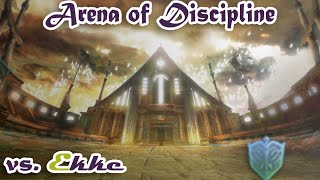 Arena of Discipline - vs. Ekke (20.01.2016)