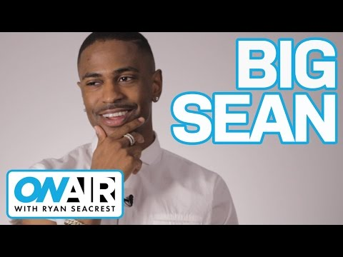 Big Sean Creeps On Your Tweets! | On Air with Ryan Seacrest