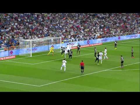 Highlights Real Madrid (2-0) Córdoba CF - HD