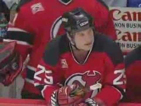 Sean Avery vs Martin Brodeur - FSN Video