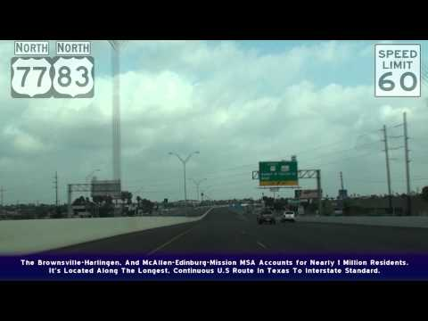 US77&83  Brownsville And Harlingen, TX