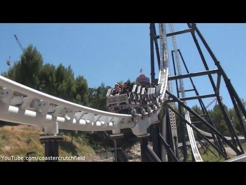 Full Throttle (Off-ride HD) Six Flags Magic Mountain