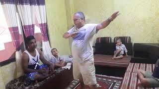 Physicial Exercise for Better Health by 60 Years Old Man