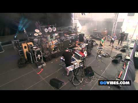 "Cosmic Dust Bunnies perform ""Mission: Possible"" at Gathering of the Vibes Music Festival 2014"