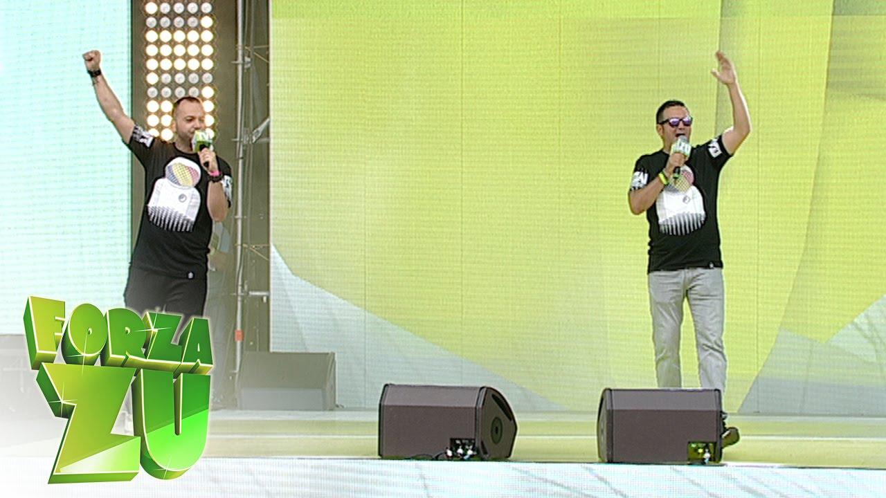 Buzdugan si Morar saluta Bucurestiul (Live la Forza ZU 2016)