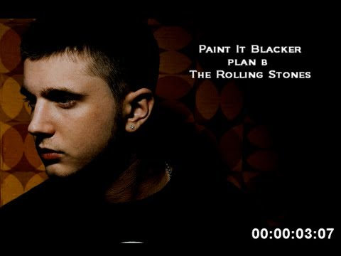 Plan B - Paint It Blacker (Full Mixtape Album)