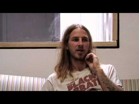 On the Crail Couch with Riley Hawk