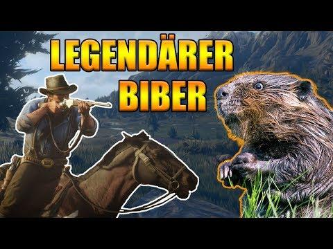 Legendärer Biber Red Dead Redemption 2 - Legendäre Tiere jagen