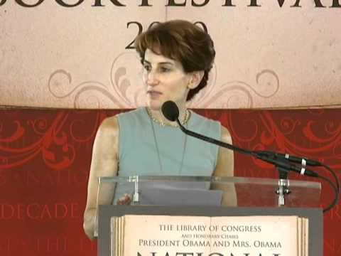 Stacy Schiff: 2010 National Book Festival