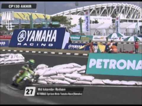 Round 2 - CP130 Final (full race) - 2011 PETRONAS Malaysian Cub Prix Championship