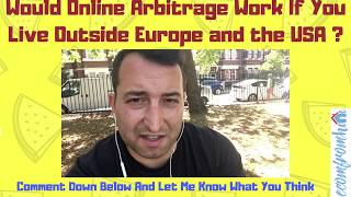 Watch This If You Want To Do Online Arbitrage But Live Outside The EU Or USA