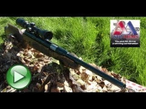 REVIEW: Air Arms Pro Sport Air Rifle