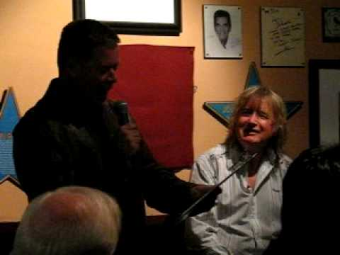 Kim Simmonds induction into S Canada Blues Hall of Fame Oct 2009 p1