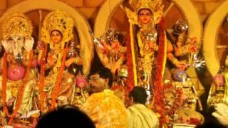 Durga Puja 2011 images with Prem Joshua's