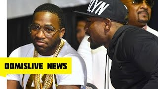 Adrien Broner Goes Off on Floyd Mayweather, After Floyd Mayweather's Criticism of Walmart Video