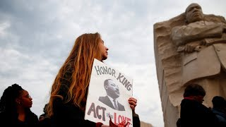 Martin Luther King Jr.: Fight continues after 50 years of his assassination