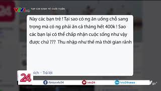 Tranh cãi quanh câu chuyện tiền ăn 1 tháng 400k | VTV24