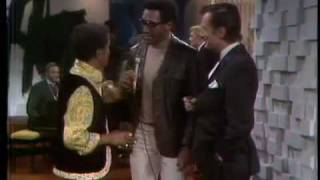 Sammy Davis Jr. & Jerry Lewis sing Rock-a-Bye Your Baby with a Dixie Melody