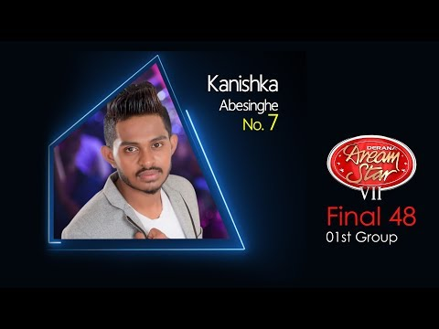 Dream Star Season 7 | Final 48 ( 01st Group ) Kanishka Abesinghe | 03-06-2017