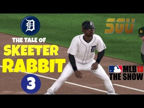 MLB 13 The Show - The Tale of Skeeter Rabbit (Road To The Show) EP 3