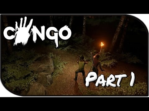 "Congo Gameplay Part 1 - ""Stranded in the Congo"" (Co-op Survival Gameplay)"