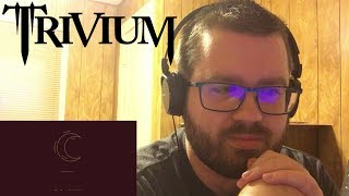 Trivium - Endless Night (Official Audio) Reaction!