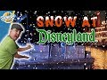 Snowing at Disneyland everywhere! + Adam the Woo | 2019-11-13 pt 1