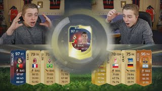 THE LUCKIEST FIFA PACK OPENING THE WORLD HAS EVER SEEN