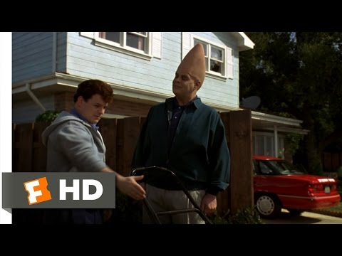 Coneheads (6/10) Movie CLIP - Good Neighbors (1993) HD