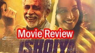 Dedh Ishqiya - 'Dedh Ishqiya' Full Movie Review | Hindi Cinema News | Arshad Warsi, Madhuri, Huma, Naseeruddin