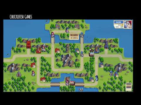 Tons of new Wargroove footage